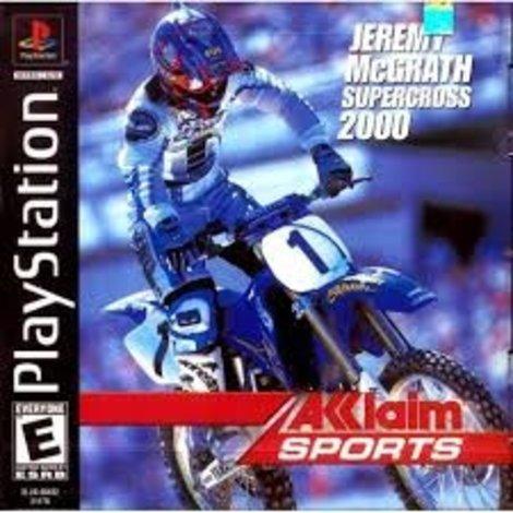 Jeremy McGrath Supercross 2000 | PS1 Game