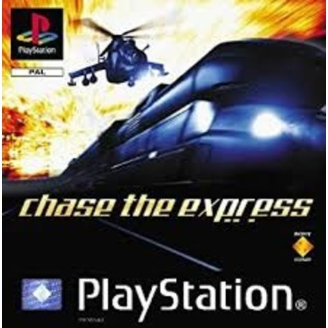 Chase The Express | PS1 Game