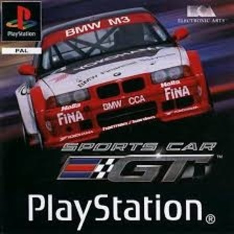 Sports Car GT | PS1 Game