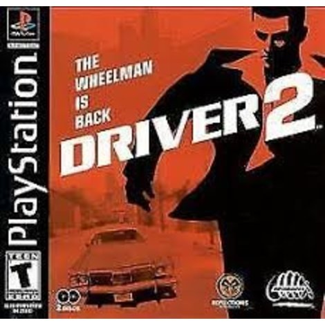 Driver 2 | PS1 Game