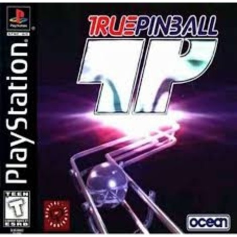 True Pinball | PS1