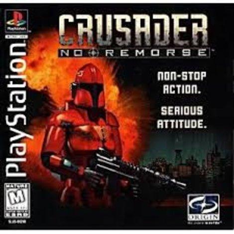 Crusader: No Remors || Playstation 1 Game || PS1 Game