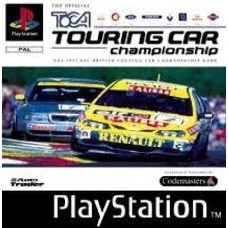 TOCA Touring Car Championship| Playstation 1 Game || PS1 Game