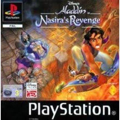 Diney's Aladdin In Nasira's Revenge| Playstation 1 Game || PS1 Game