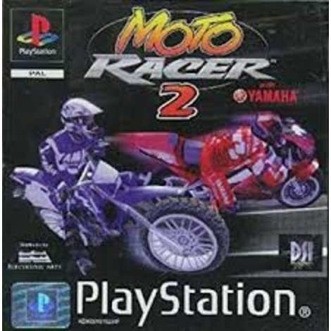 Moto Racer 2| Playstation 1 Game || PS1 Game