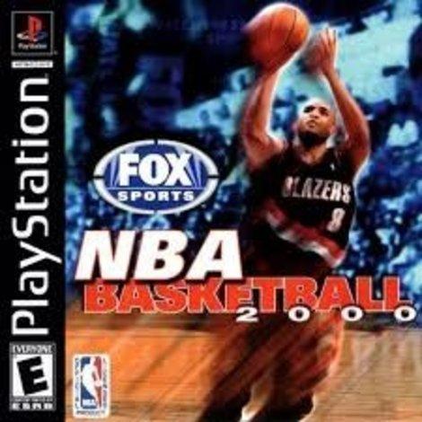 NBA Basketball 2000| Playstation 1 Game || PS1 Game