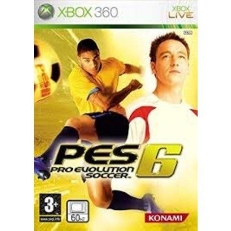 PES 6 | Xbox 360 Game