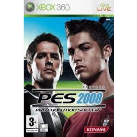 PES 2008 | Xbox 360 Game