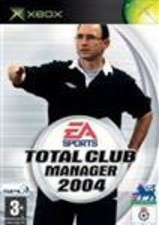 Total Club Manager 2004 | Xbox Game