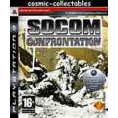 Socom Confrontation | PS3 Game