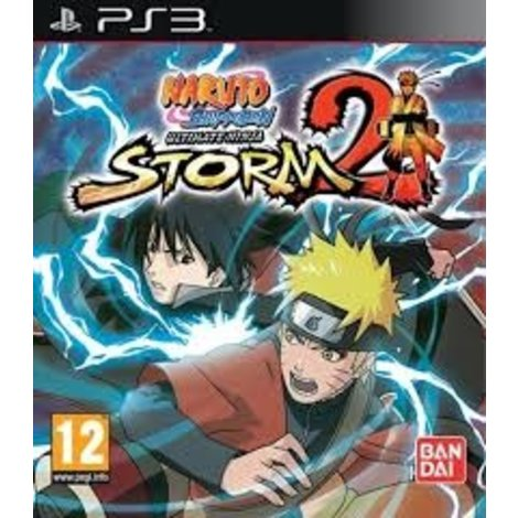 Naruto Shippuden Storm 2 | PS3 Game