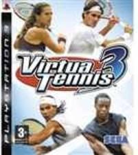 Virtua Tennis | PS3 Game