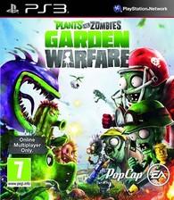 Plants VS Zombies Garden Warfare   PS3 Game