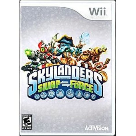 Skylanders Swap Force || WII Game