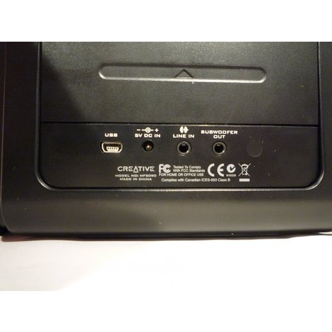 Creative portable luidspreker MF5090