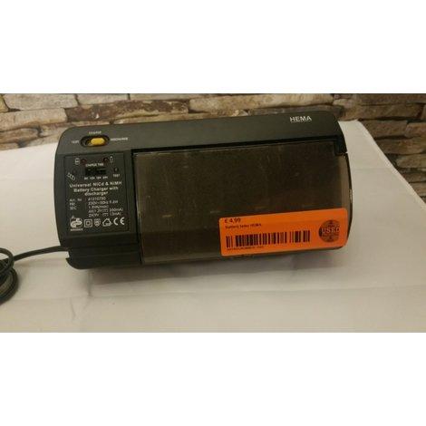 Batterij lader HEMA