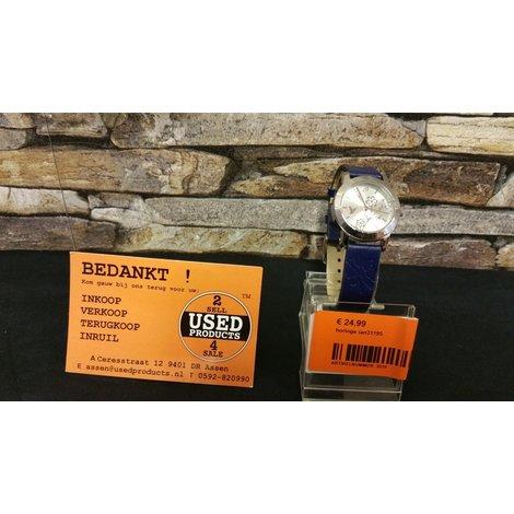 Blauw Horloge IAN 31195