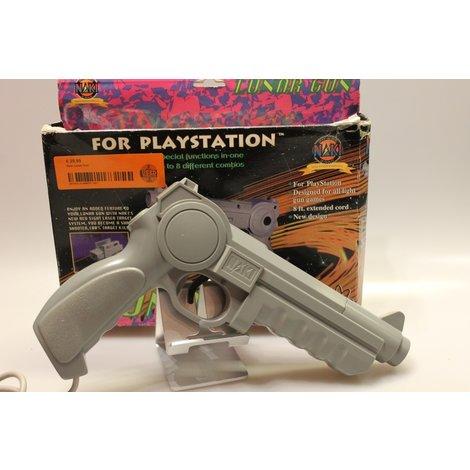 Naki Lunar Gun   voor de Sony Playstation 1   PS1