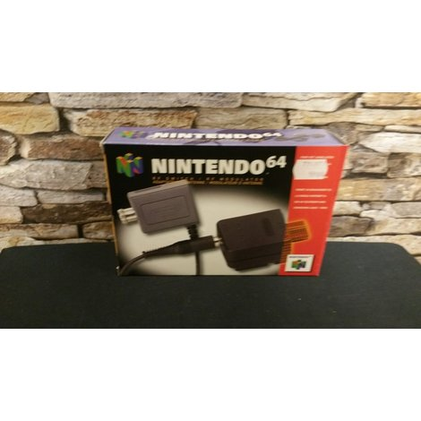 Nintendo 64 Antenne Aansluiting ( RF-Modulator)