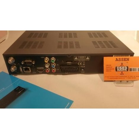 Alpha HD10 multimedia reciever