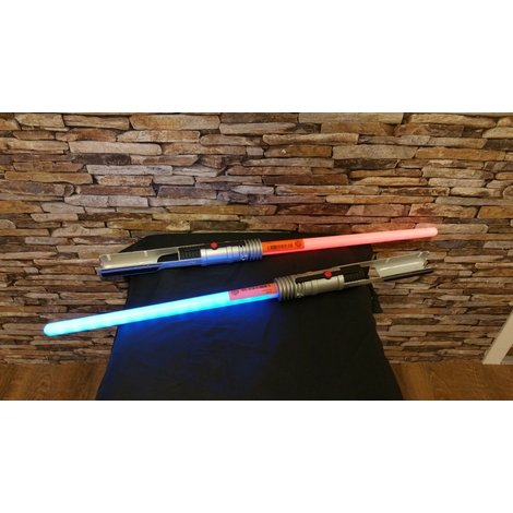 Wii Lightsaber | Prijs per stuk | Rode mist batterij klepje