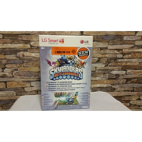Skylanders battlegrounds LG Smart tv Game