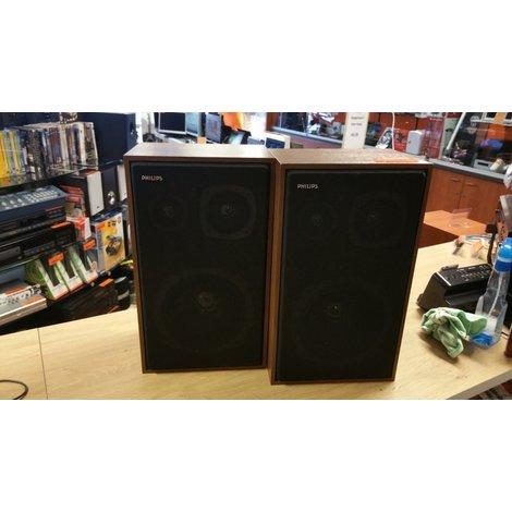 Philips Vintage F9323/OOZ luidsprekerset