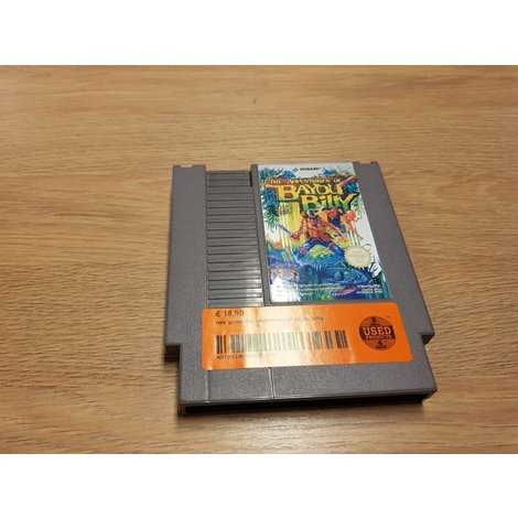 nes game the adventures of bayou billy