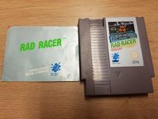 nes game rad racer