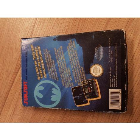 Batman Nes Game