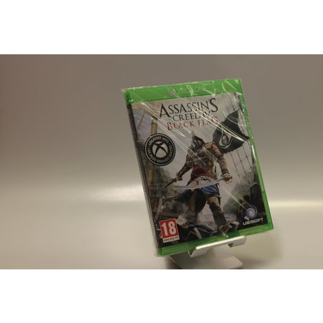 Assassin Creed IV Black Flag xbox one game
