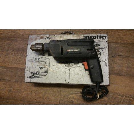 Black & Decker Quattro Digital BD156 boormachine