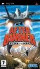 After Burner Black Falcon psp game