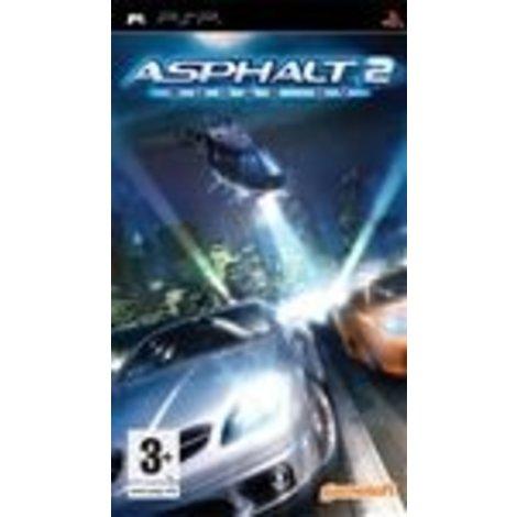 Asphalt 2 Urban GT psp game