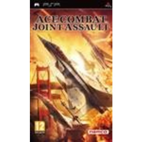 ace combat joint assault PSP Game