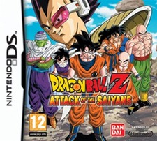 Dragonball Z attack of the Saiyans | NDS Game