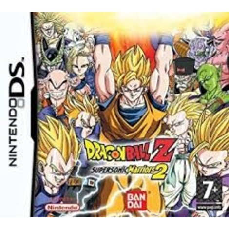 dragon ball Z supersonic warriors 2 | NDS Game