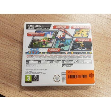 Mario Kart 7 3DS game