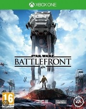 Xbox one game Battlefront