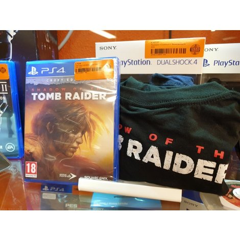 Tomb Raider Croft Edition Shadow of the Tomb Raider