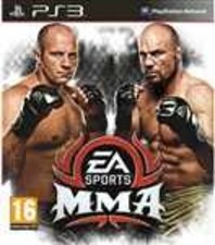 MMA ps3 game
