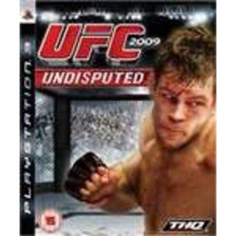 UFC 2009 undisputed ps3 game