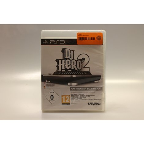 Playstation 3 game DJ Hero 2