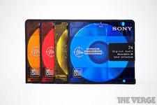 Sony Minidisk schijf | Nieuw geseald