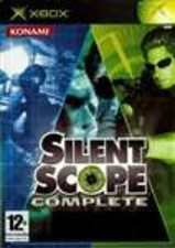 Xbox Silent Scope complete
