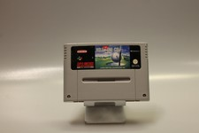 Super nintendo game hole in one golf