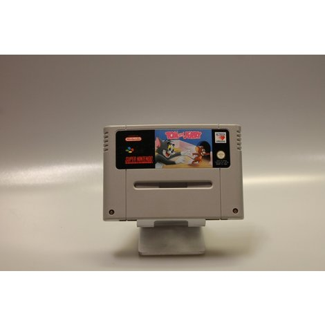 Super nintendo game Tom and Jerry