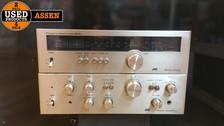 JVC versterker J-AS310 Plus Tuner   Vintage audio