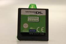Think again (Geen doos) | NDS Game