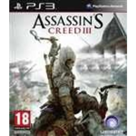 Assassins creed 3   PS3 Game